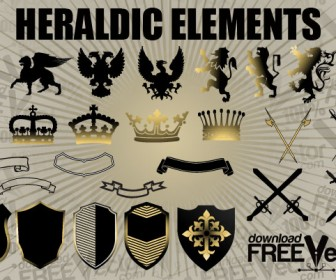 Heraldic Elements Pack