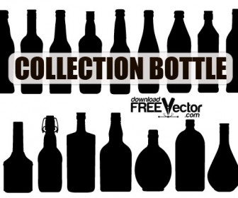 Bottle Silhouettes Pack
