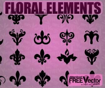 Floral Elements Pack