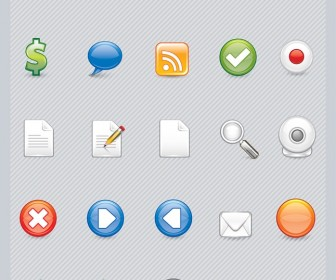 Business and Web Icons