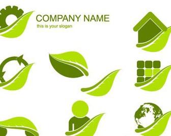 Ecology Logo Set