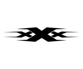 Xxx Logo Vector Art