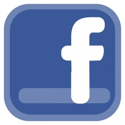 facebook icon vector clip art ai svg eps vector free