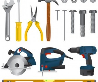 Tools 02 Vector Vector Art