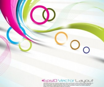 Beautiful Colorful Background 02 Vector Background Vector Art