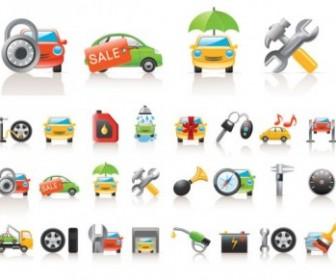 Car Icon Vector Icon Vector Graphics