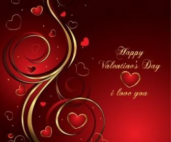 Valentine's Day Vector Heart Vector Art
