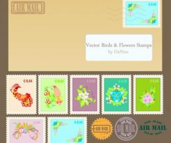 Stamp Vectors Vector Art