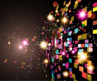 Abstract Color Vector Background Abstract Vector Graphics