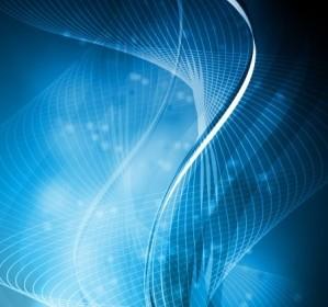 Blue Light Background 04 Vector Background Vector Art