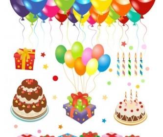 Happy Birthday Clip Art Vector Art