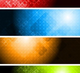 Colorful Banner Banner01 Vector Vector Banner
