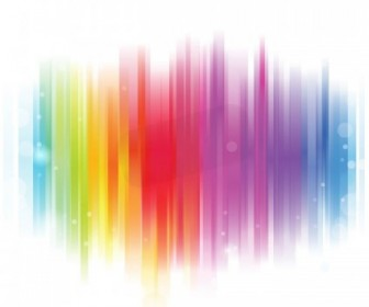Colorful Glowing Background Vector Background Vector Art