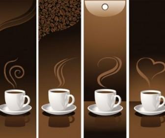 Coffee Banner03 Vector Vector Banner