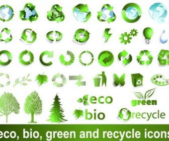Vector Logo Recyclable Logo Vector Art