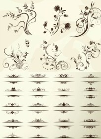 European Pattern Vector Pattern Vector Art