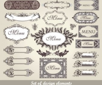 European Classic Lace Pattern 02 Vector Pattern Vector Art