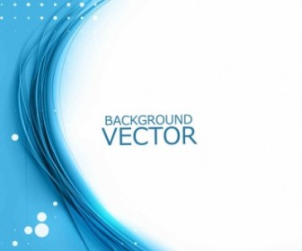 Abstract Blue Vector Background Background Vector Art