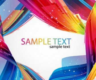 Abstract Colorful Vector Art Abstract Vector Graphics