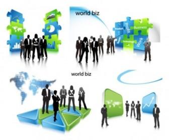 Business People Vector People Vector Art