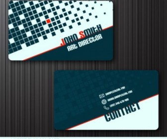 Foreign Business Card Templates Vector Vector Art
