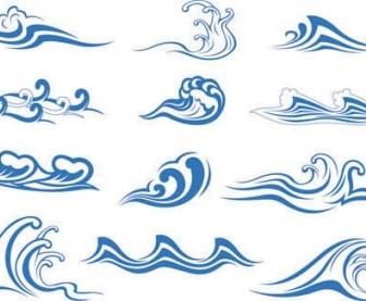 Wave Vector Graphic 1 Vector Art