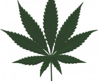 Cannabis Leafs Clip Art Vector Clip Art