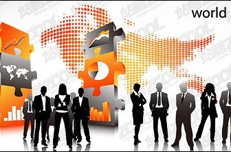 Business People Illustrations People Vector Art