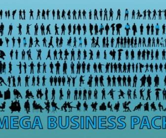 Business People Vector Graphics People Vector Art