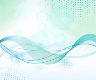 Abstract Wave Background Abstract Vector Graphics