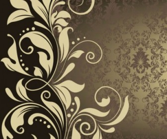 European Pattern Background 05 Vector Background Vector Art