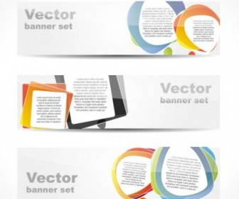 Fashion Glossy Banner 03 Vector Vector Banner