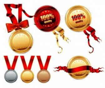 Medals Medal Vector Vector Art