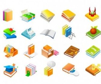 Book Series Of Eleven Icon Vector Icon Vector Graphics