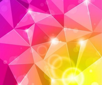 Abstract Bright Background Vector Illustration Abstract Vector Graphics