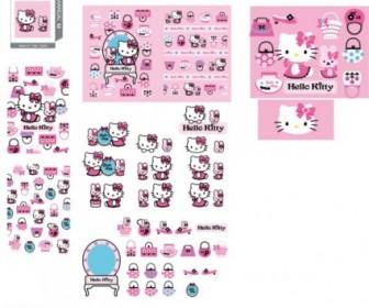 Hello Kitty Official Vector 139 Vector Art