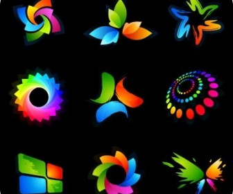 Beautiful Vector Graphics Logo Vector Art