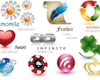 24 Beautiful And Free 3D Vector Icons Icon Vector Graphics
