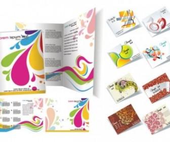 Brochure Template Vector Vector Art