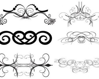 Decorative Elements Pack Vector Art