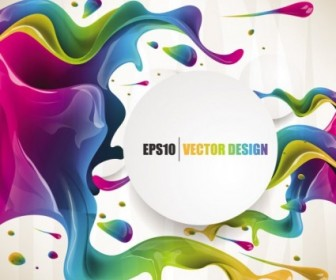 Colorful Background 01 Vector Background Vector Art
