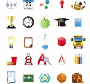 Vector Very Good For Schools To Use The Icon Vector Graphics