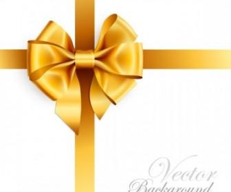 Vector Beautiful Bow Vector Art
