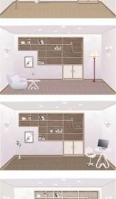 Vector Indoor Home Furnishings 2 Vector Art