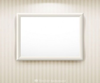 Vector Blank Frame 1 Vector Art