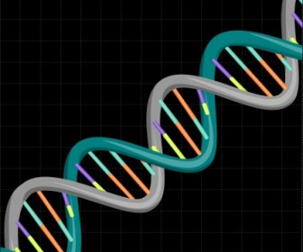 Vector DNA Vector Clip Art