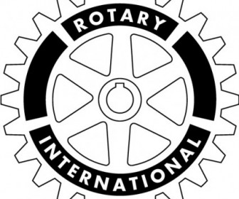 Vector Rotary International Logo Vector Art