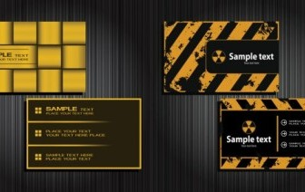 Vector Business Card Background Vector Art