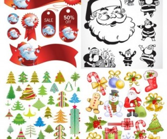 Vector Belated Christmas Vector Graphics