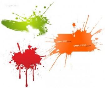 Vector Dynamic Fashion Ink Vector Art